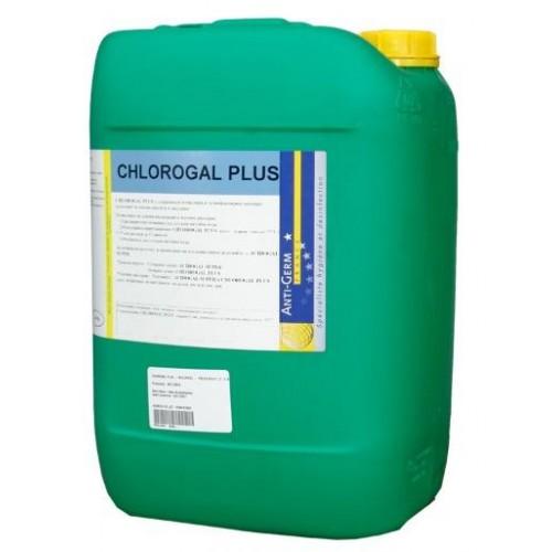 Препарат срещу наслоявания, премахване на мазинини в доилни агрегати и цистерни Chlorogal plus