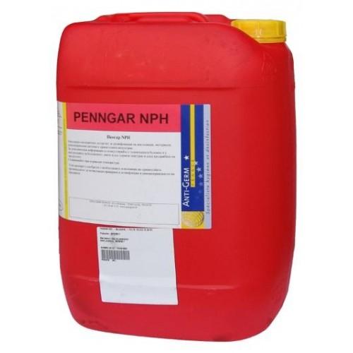 Препарат за премахване на варовикови наслагвания Penngar NPH