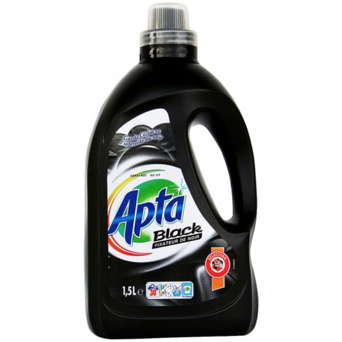 Tечен перилен препарат концетрат за черно пране Apta Black 3л