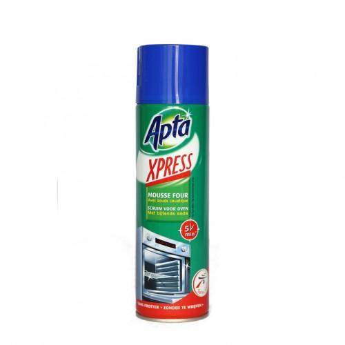 Почистващ препарат за фурни, грилове и скари Apta Express 500мл