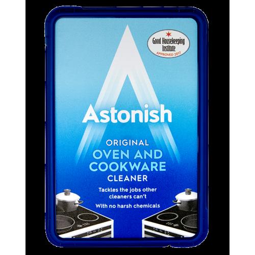 Паста за почистване на фурни и котлони Astonish