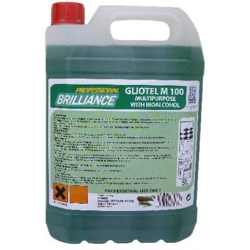 Обезмаслител за подове, повърхности, офиси, тоалетни Brilliance gliotel m 100