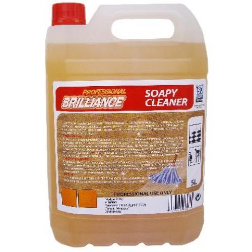 Препарат за дървени и ламинирани повърхности Brilliance soapy wood cleaner