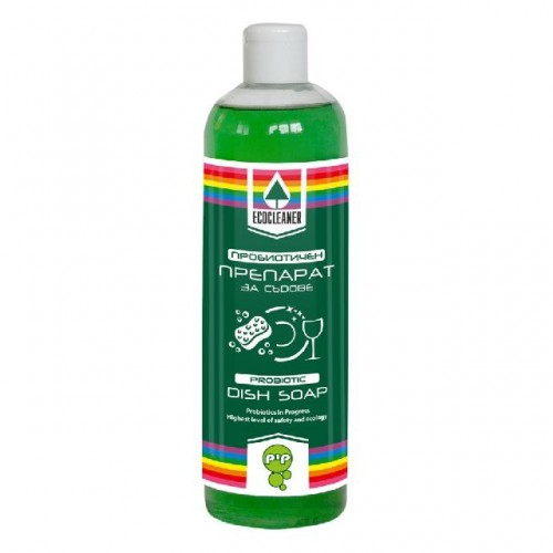 Пробиотичен гел за съдове PIP Dish Soap