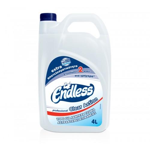 Препарат за почистване на прозорци Endless 4л