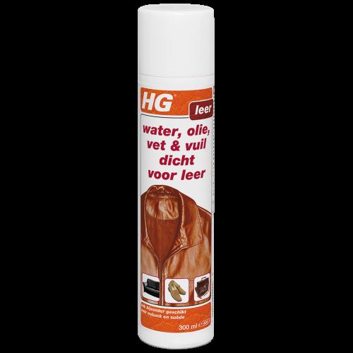 Препарат за импрегниране на кожа срещу вода, мазнини и мръсотия HG