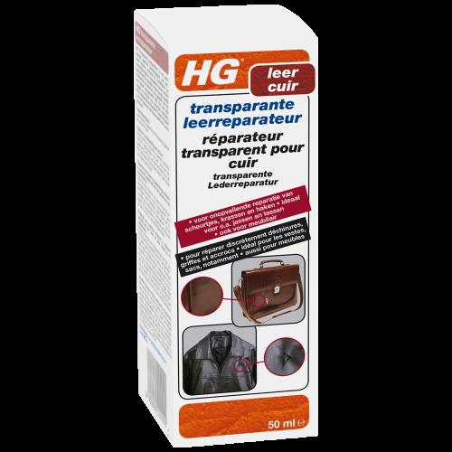 Прозрачен възстановител за кожа HG