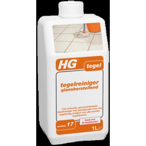 Препарат за почистване и възстановяване блясъка на плочките HG 1л