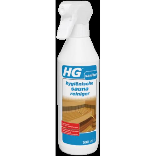 Професионален препарат за почистване на сауна HG 1л
