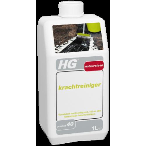 Препарат за интензивно почистване на естествен камък HG