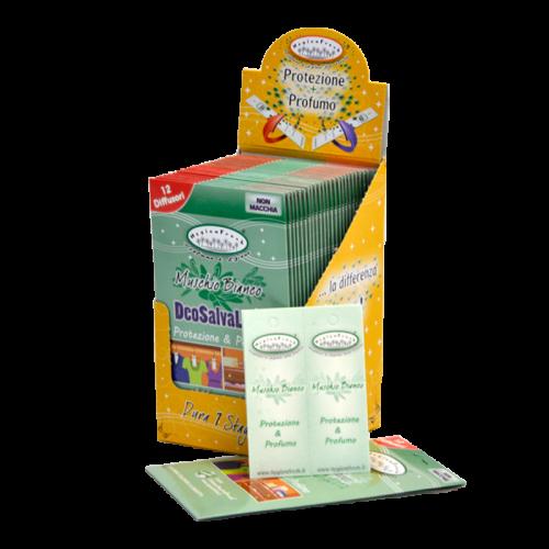 Ароматни листчета за гардероб Hygienfresh Muschio Bianco