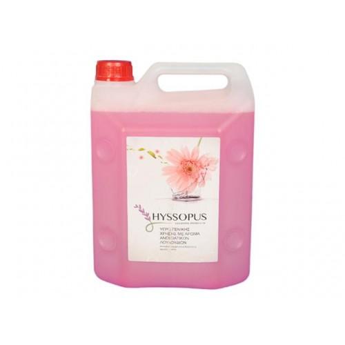 Препарат за общо почистване Hyssopus Цветя 4л