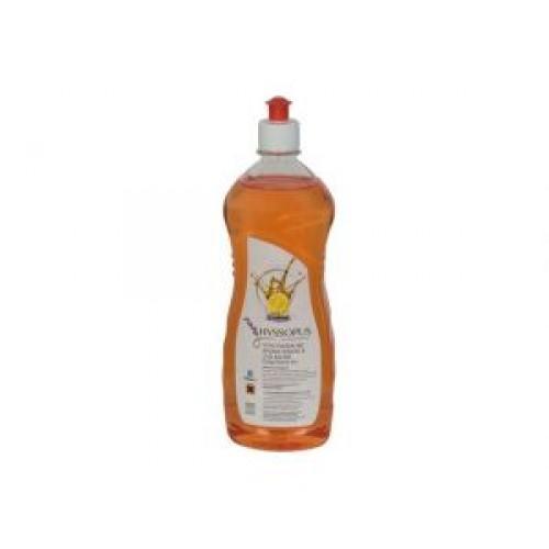 Препарат за измиване на съдове Hyssopus лимон 750мл