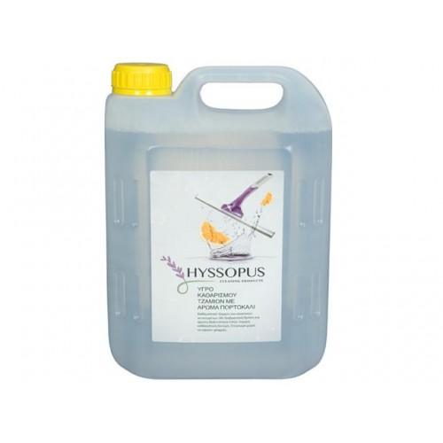 Препарат за почистване на стъкла Hyssopus 4л