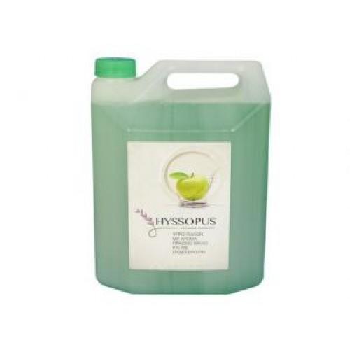Препарат за измиване на съдове Hyssopus Зелена ябълка 4л