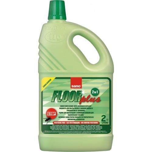 Препарат за почистване на подови настилки Sano Бор 3л