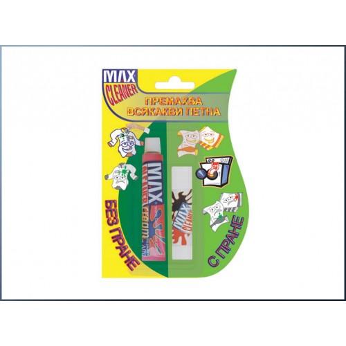 Комплект за почистване на петна крем Max Cleaner
