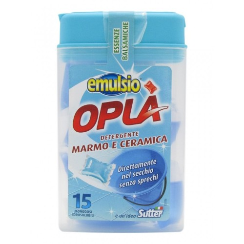 Препарат за мрамор,керамика,гранит Emulsio Opla - дози