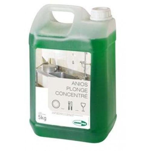Препарат за измиване на съдове с накисване Anios концентрат
